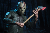 "Friday the 13th: Jason Voorhees (Part 4) - 18"" Action Figure"