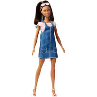 Barbie: Fashionistas Doll - Overall Awesome