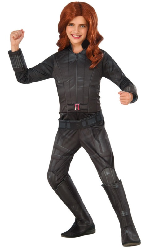 Marvel: Black Widow - Deluxe Costume (Medium)