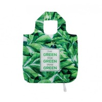 Annabel Trends Shopping Tote - Live Green