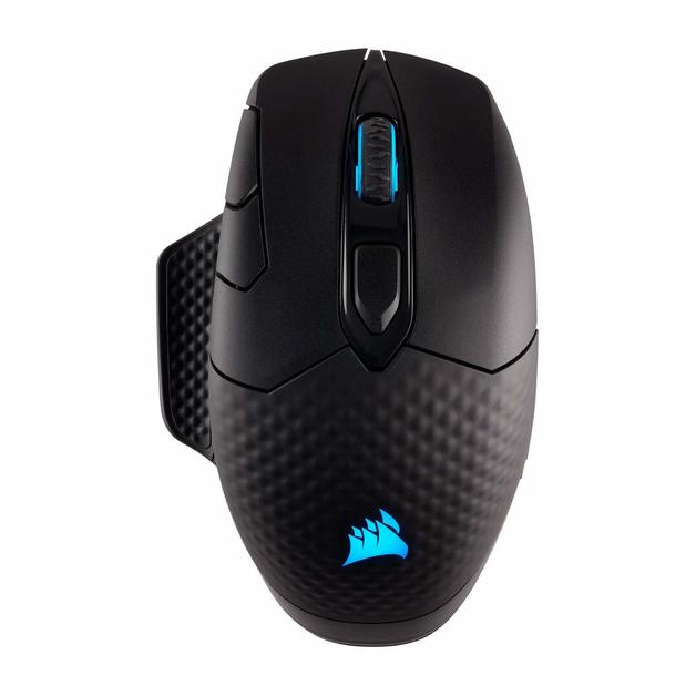 Corsair Dark Core RGB Wireless/Wired Gaming Mouse for PC
