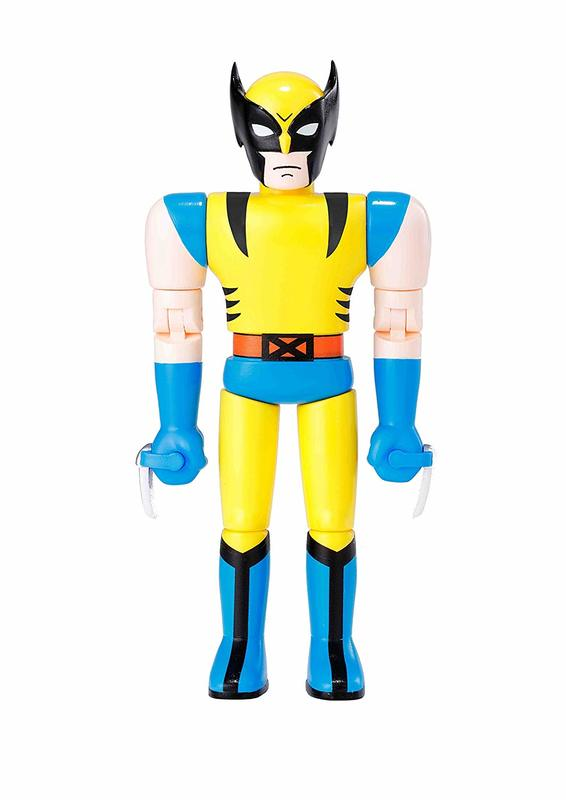 X-Men: Wolverine - Chogokin Heroes Action Figure