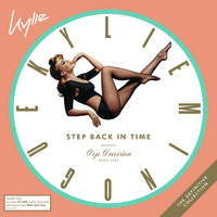 Step Back In Time: The Definitive Collection Limited Edition Mint Green Vinyl by Kylie Minogue image