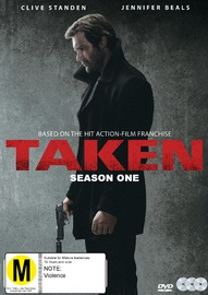 Taken: Season 1 on DVD