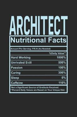 Architect Nutritional Facts by Dennex Publishing