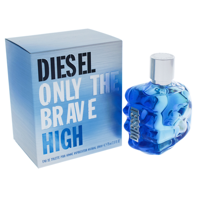 Diesel Only The Brave High Fragrance (EDT, 75ml) image