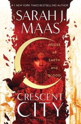 House of Earth and Blood by Sarah J Maas image