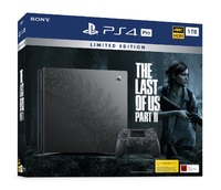 PlayStation 4 PRO 1TB Console - The Last of Us Part II Limited Edition for PS4 image