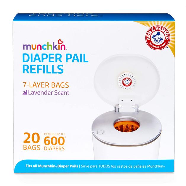 Munchkin: Arm & Hammer Diaper Bag Refills