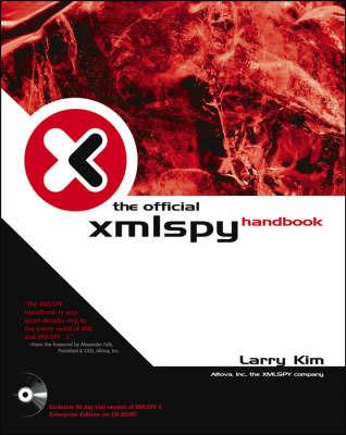 XML Spy Handbook by L. Kim image