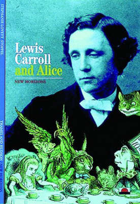 Lewis Carroll and Alice by Stephanie Lovett Stoffel image