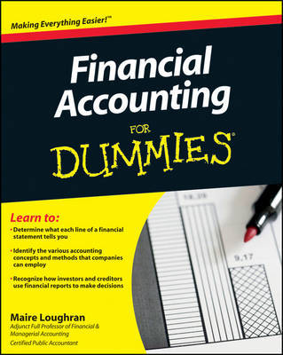 Financial Accounting for Dummies by Maire Loughran image