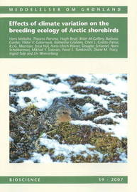 Effects of Climate Variation on the Breeding Ecology of Arctic Shorebirds image
