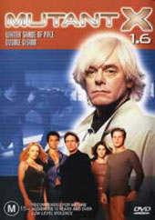 Mutant X 1.6 on DVD
