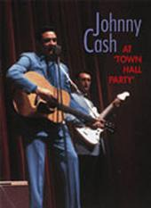Town Hall Party Series: Johnny Cash on DVD