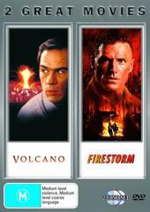 Volcano / Firestorm on DVD