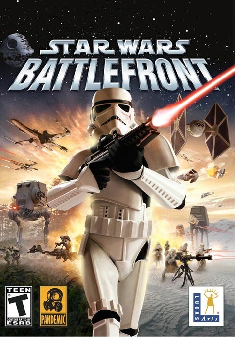 Star Wars Battlefront (Jewel case packaging) for PC Games
