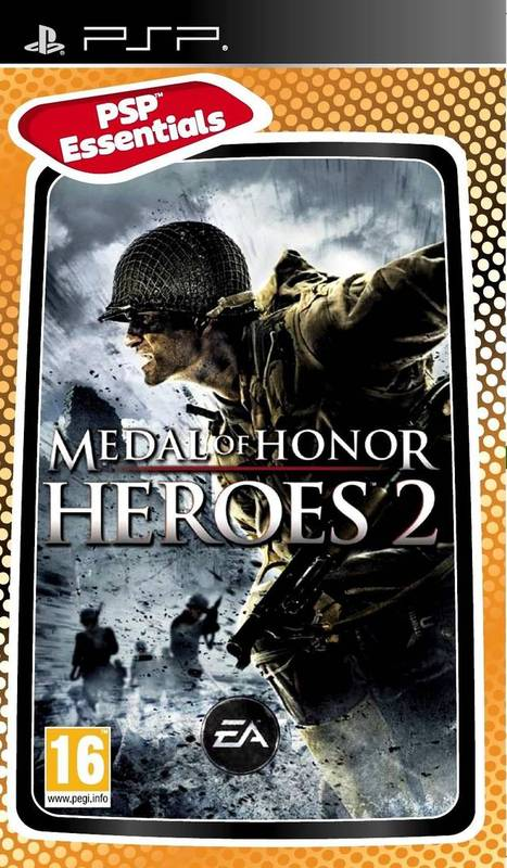 Medal of Honor: Heroes 2 (Essentials) for PSP