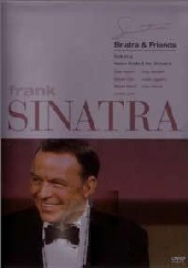 Frank Sinatra - Sinatra And Friends on DVD