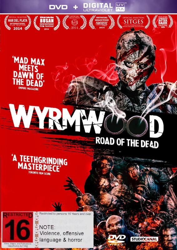 Wyrmwood on DVD