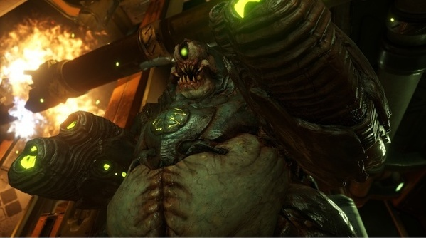 DOOM for PS4 image