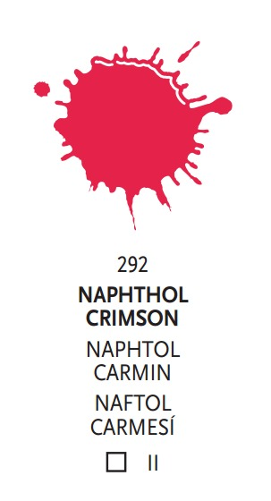 Liquitex: Acrylic Ink - Naphthol Crimson (30ml) image