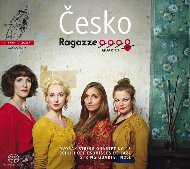 Česko by Ragazze Quartet