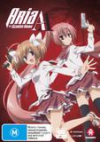 Aria The Scarlet Ammo AA - Complete Season 2 DVD