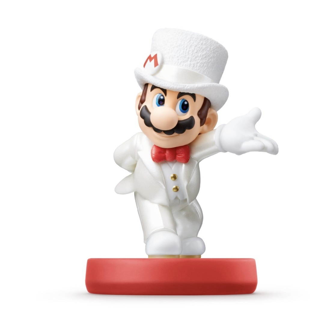 Nintendo Amiibo Mario - Super Mario Odyssey Collection for  image