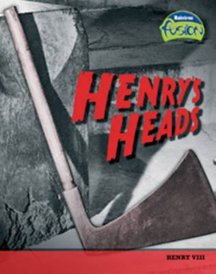 Henry's Heads by Anna Claybourne image