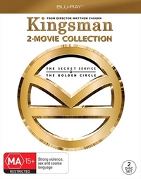 Kingsman Double Pack on Blu-ray