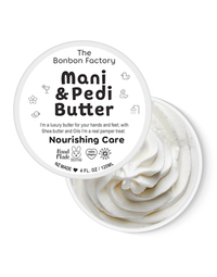 The Bonbon Factory - Mani & Pedi Butter (120ml)