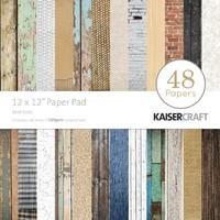 Kaisercraft Basecoat Paper Pad 12x12