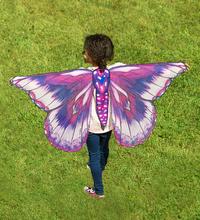 Hearth Song: Fantasy Butterfly Wings - Purple
