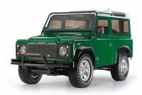 TAMIYA 1/10 RC Land Rover Defender 90 - CC01 - Assembly kit image