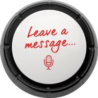 IS Gift: The Leave A Message Button
