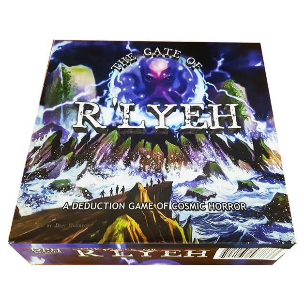 The Gate of R'lyeh - Board Game
