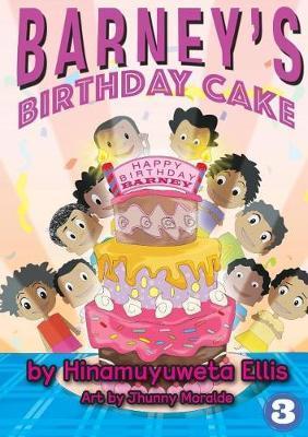 Superb Barneys Birthday Cake Hinamuyuweta Ellis Book In Stock Buy Personalised Birthday Cards Cominlily Jamesorg
