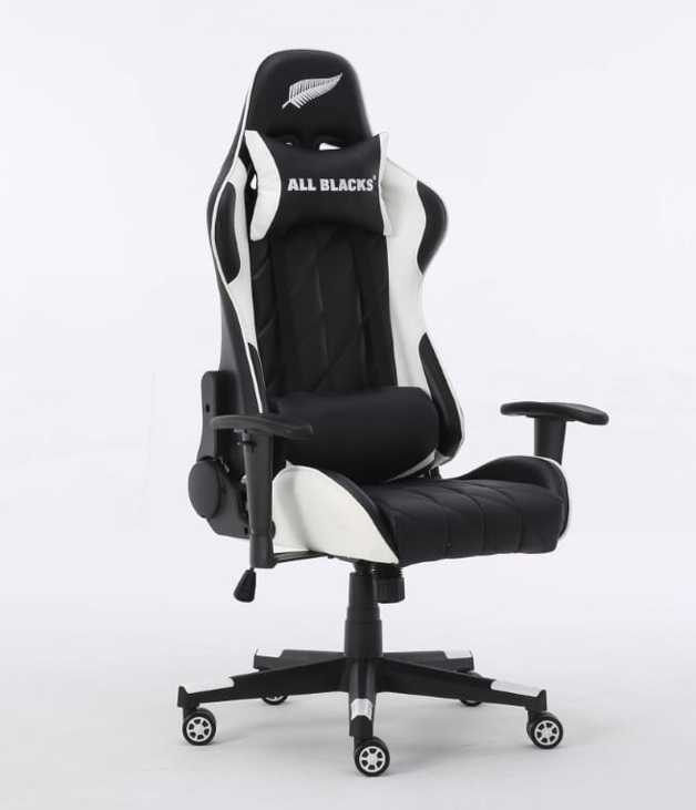 Playmax Elite Gaming Chair - All Blacks Edition for