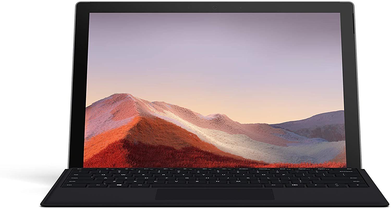 "12.3"" Microsoft Surface Pro 7 i3 4GB 128GB 2-in-1 Laptop Platinum image"
