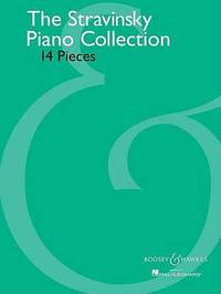 The Stravinsky Piano Collection by Hal Leonard Publishing Corporation
