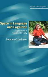 Language Culture and Cognition: Series Number 5 by Stephen C Levinson image