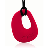 Jellystone Designs Organic Pendant (Scarlet Red)