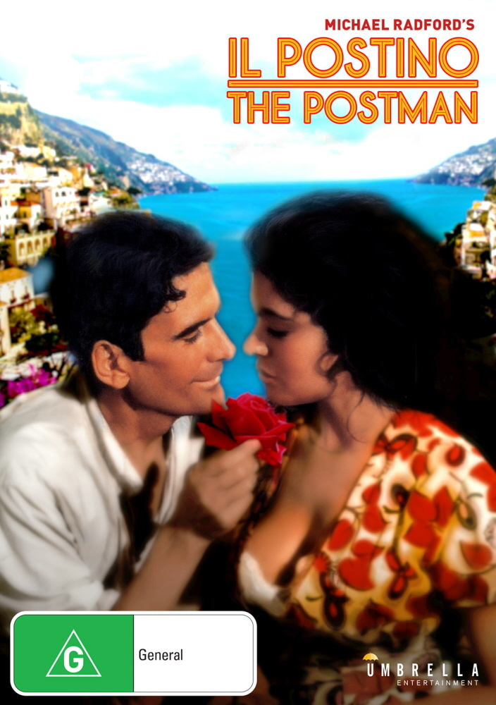 Il Postino: The Postman on DVD image