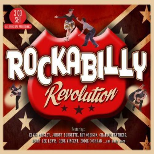 Rockabilly Revolution - The Absolutely Essential (3CD) by Various Artists
