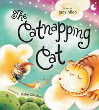 The Catnapping Cat by Judy Allen image