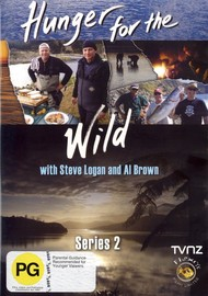 Hunger For The Wild - Series 2 on DVD image