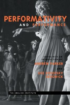 Performativity and Performance image