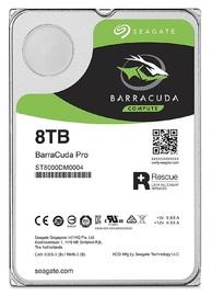 "8TB Seagate: Barracuda Pro [3.5"", 6Gb/s SATA, 7200RPM] - Internal Hard Drive"