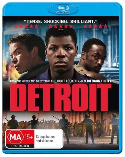 Detroit on Blu-ray